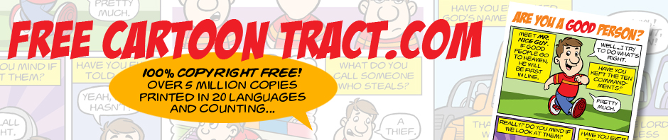 photo regarding Free Printable Gospel Tracts named Cost-free \